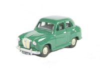 Austin A35 4-door saloon in green