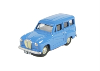 Austin A35 Countryman in streamline blue