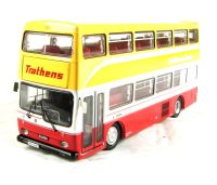 "Scania Metropolitan d/deck bus ""Trathens"""