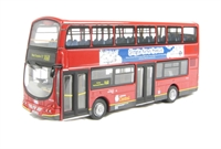 """Wright Eclipse Gemini d/deck bus """"London Central"""". Production run of <1500"""