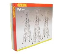Set of 3 Pylons