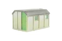 Concrete Plate Layers Hut