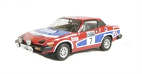 Triumph TR7 V8 - 1978 RAC rally. Production run of <1500